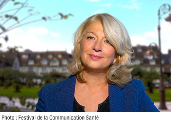 Dominique NOEL, présidente du Festival de la Communication Santé