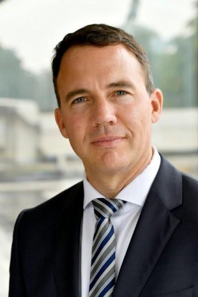 Jost Reinhard membre du directoire et Directeur Général de Bayer HealthCare SAS